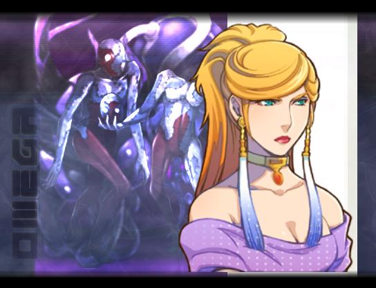 Элис глава Кроновильского отделения магии