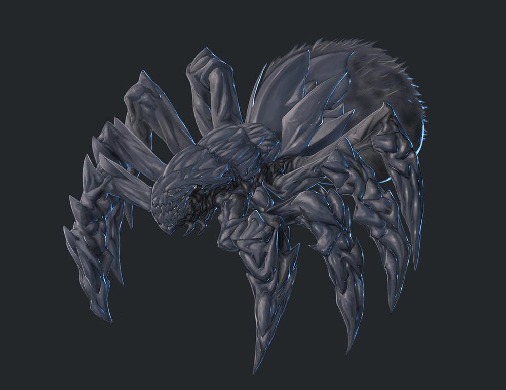alienspider by otoyo d6cczz4