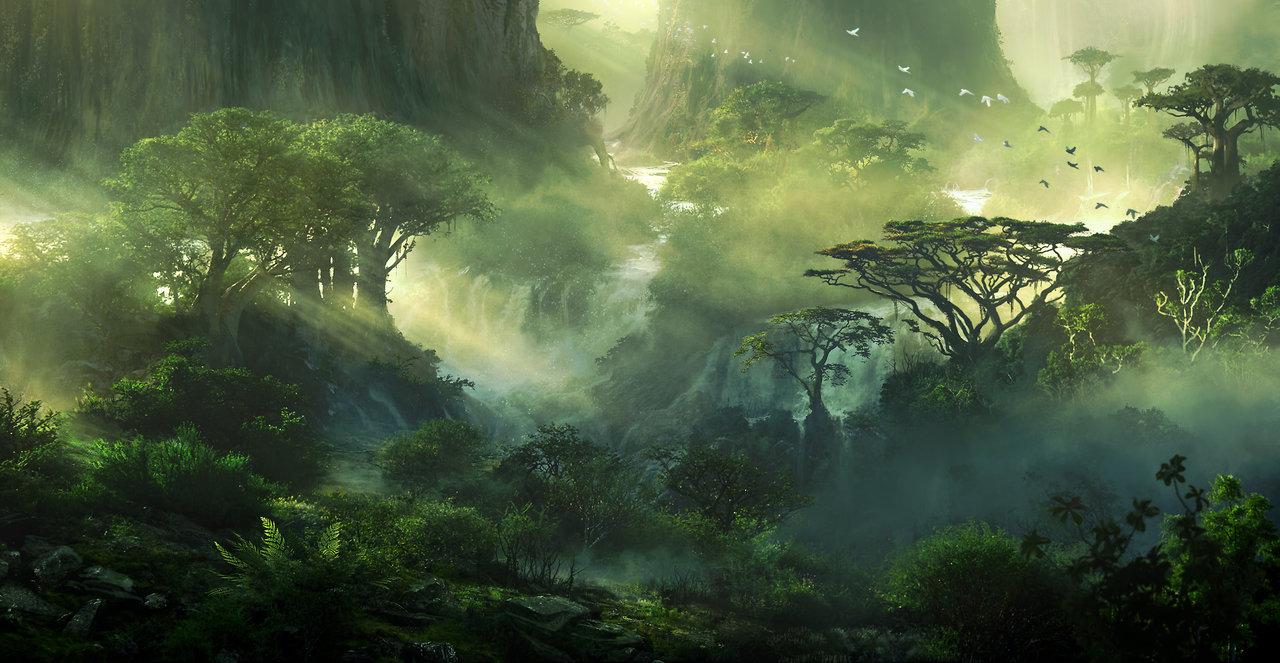 woodlands by jonasdero d721ppy