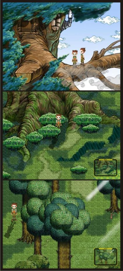 Скриншоты(27.01.08). Здесь представлены скриншоты первых локаций в игре. Несомненно, что в дальнейшем они претерпят некоторые изменения. На данном этапе идет поиск общего стилевого решения.