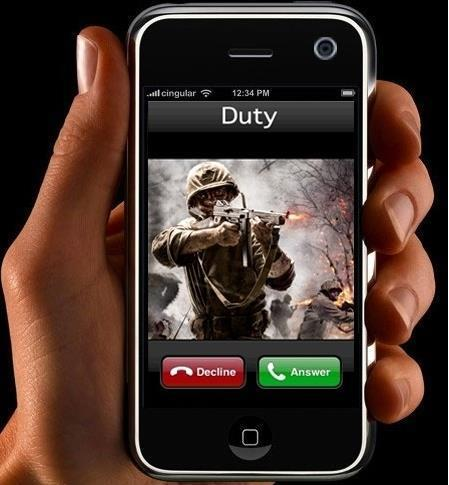 call from duty