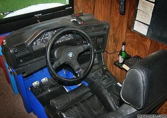 BMW Gran Turismo Nerd Game Gamer Games There I Fixed It Hillbilly Bogan Engineering