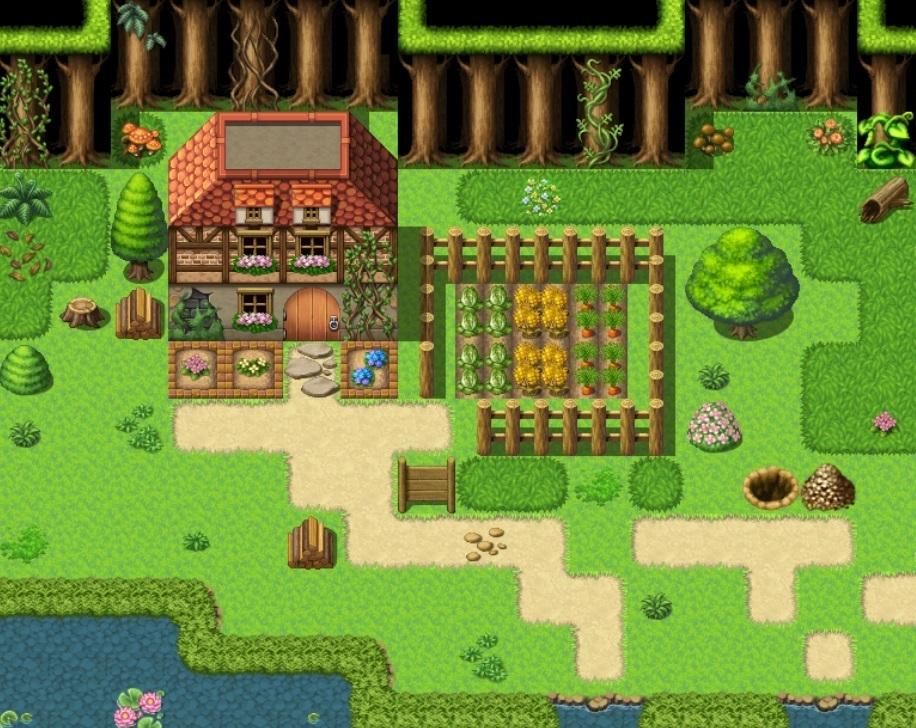 RPG maker VX: переведенные базы-Домик-jpg